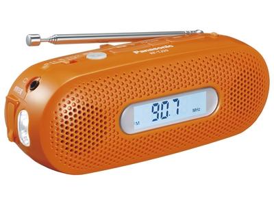 FM-AM 2バンドレシーバー(オレンジ)