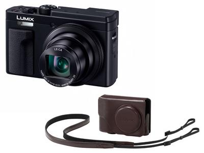 デジタルカメラ(ブラック)+ソフトケースセット