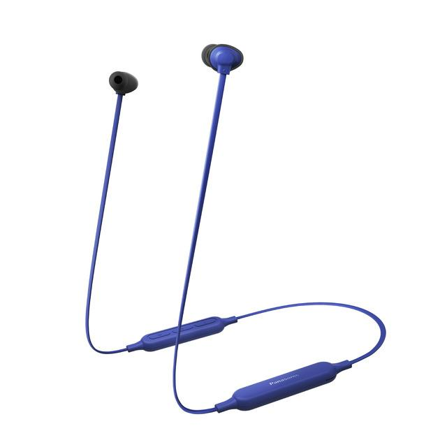 ワイヤレスステレオインサイドホン(ブルー)